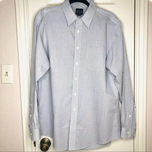 JoS. A. Bank Slim Fit Shirt Button Down